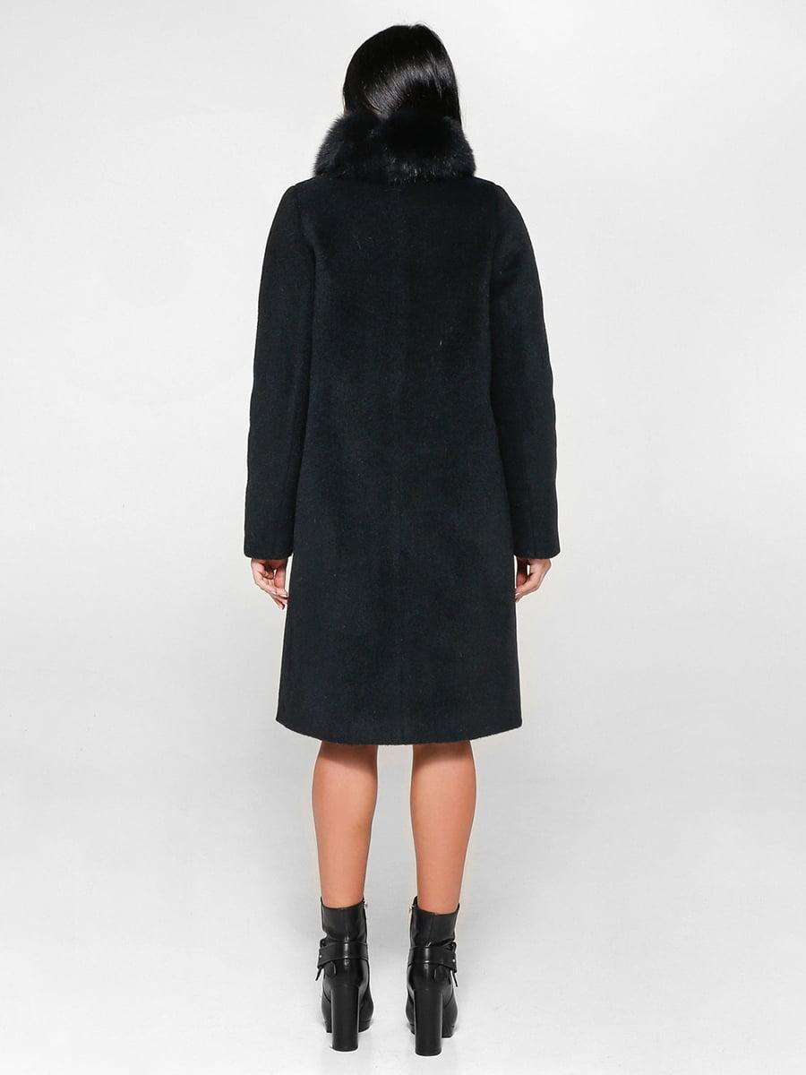Пальто черное | 4734427 | фото 2