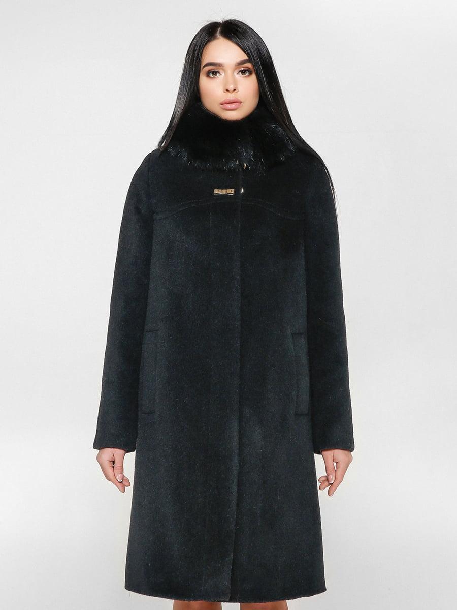 Пальто черное | 4734427 | фото 3