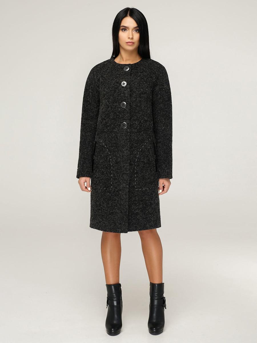 Пальто черное | 4735119