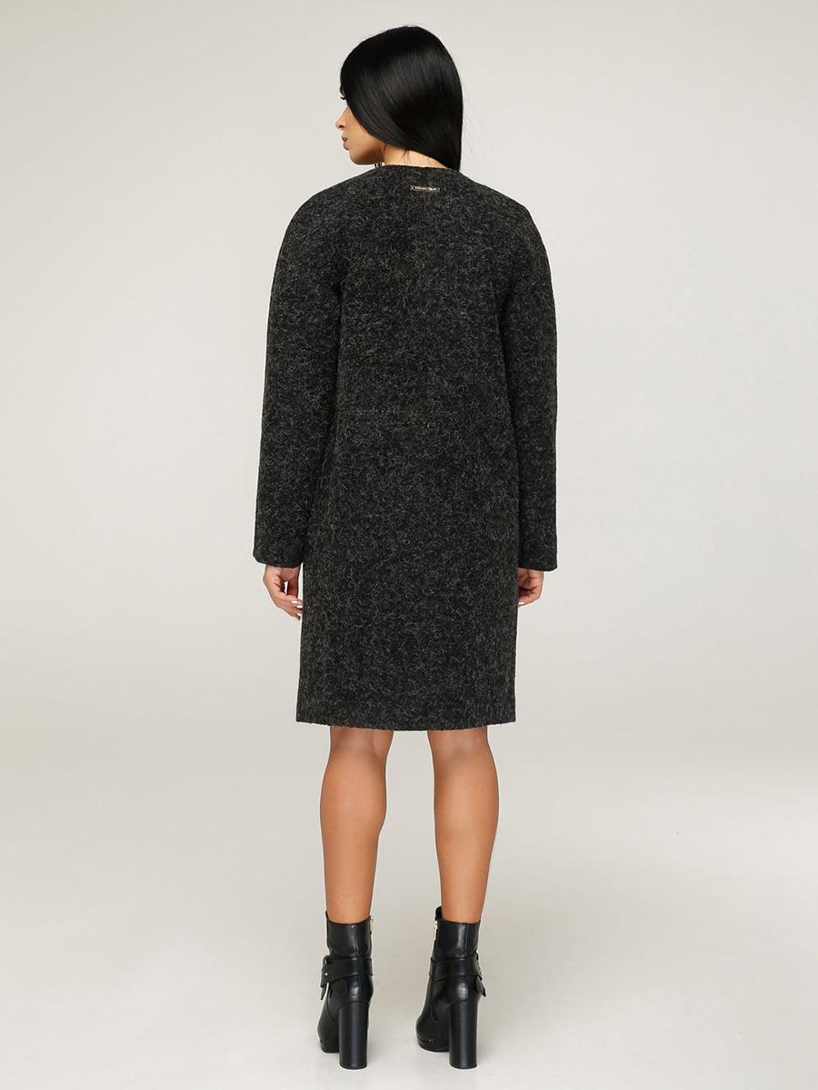 Пальто черное | 4735119 | фото 2