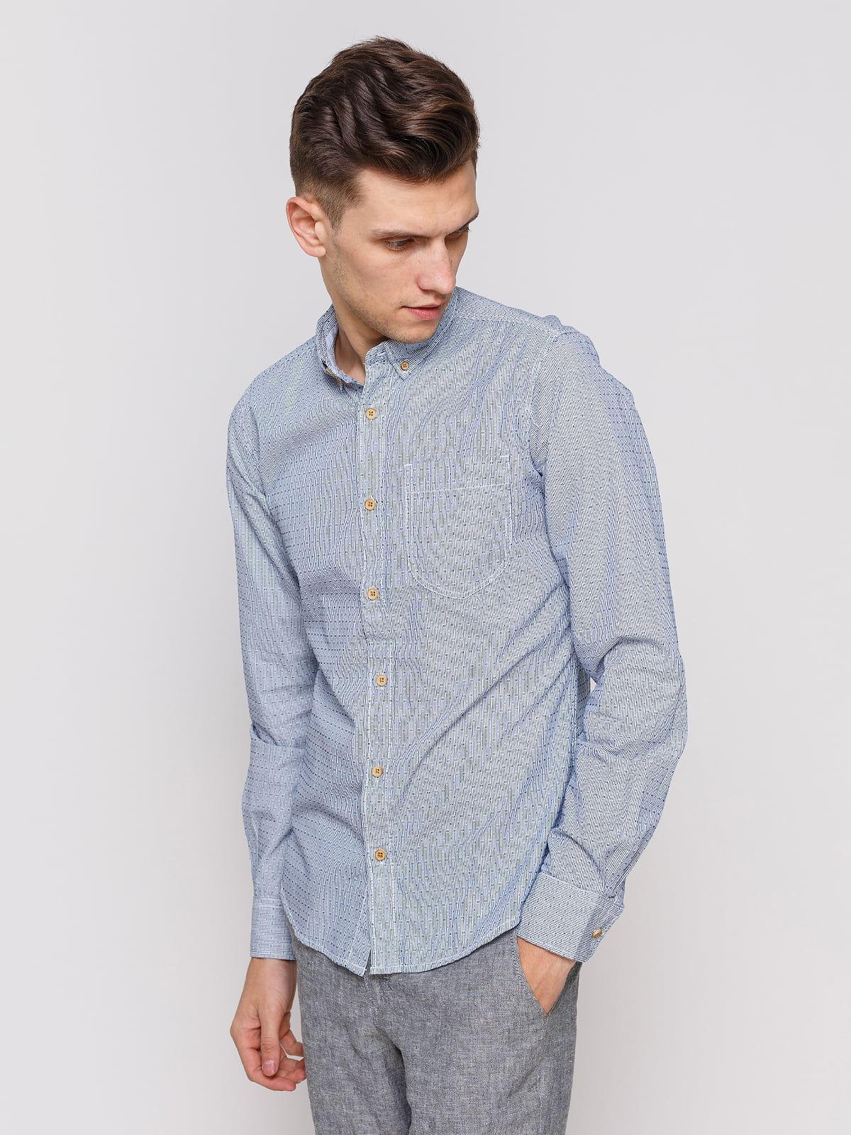 Рубашка в принт   3967051