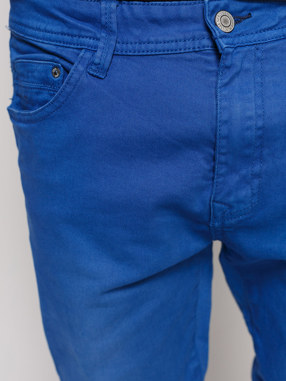 Штани сині | 3966833 | фото 4