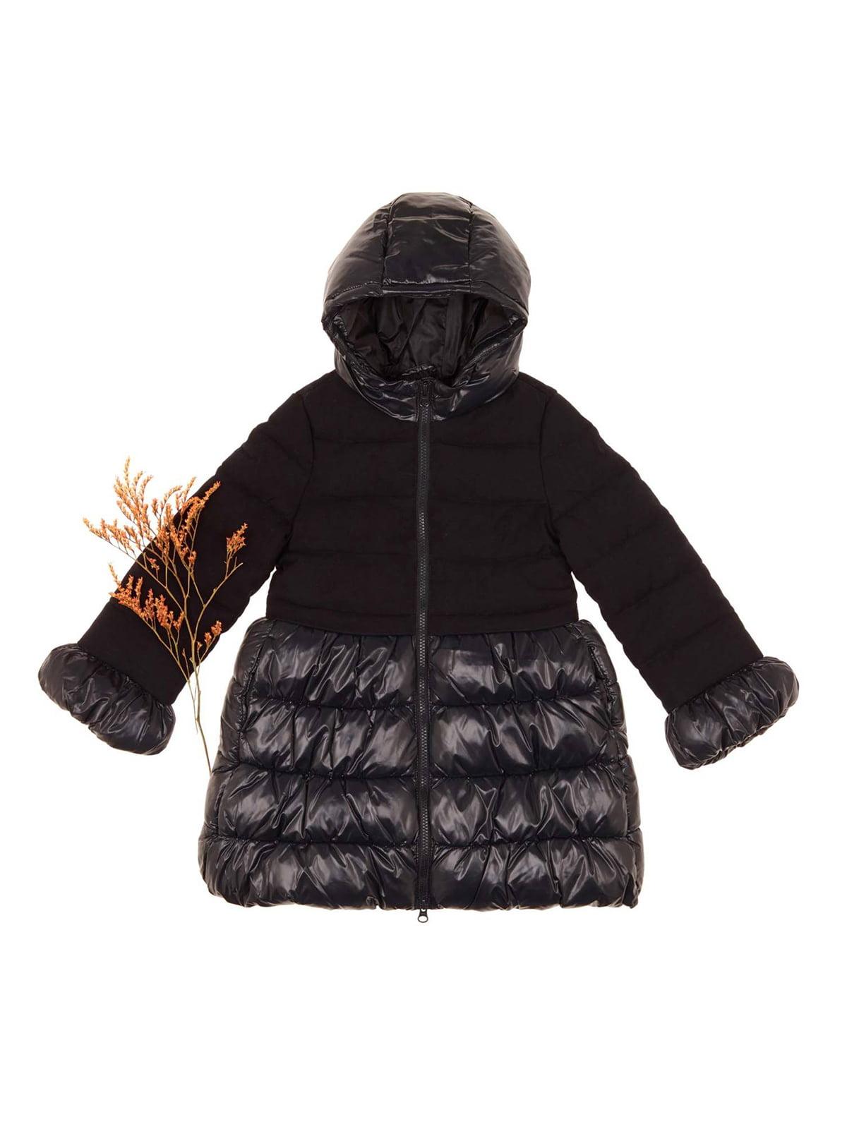 Пальто черное | 4715590