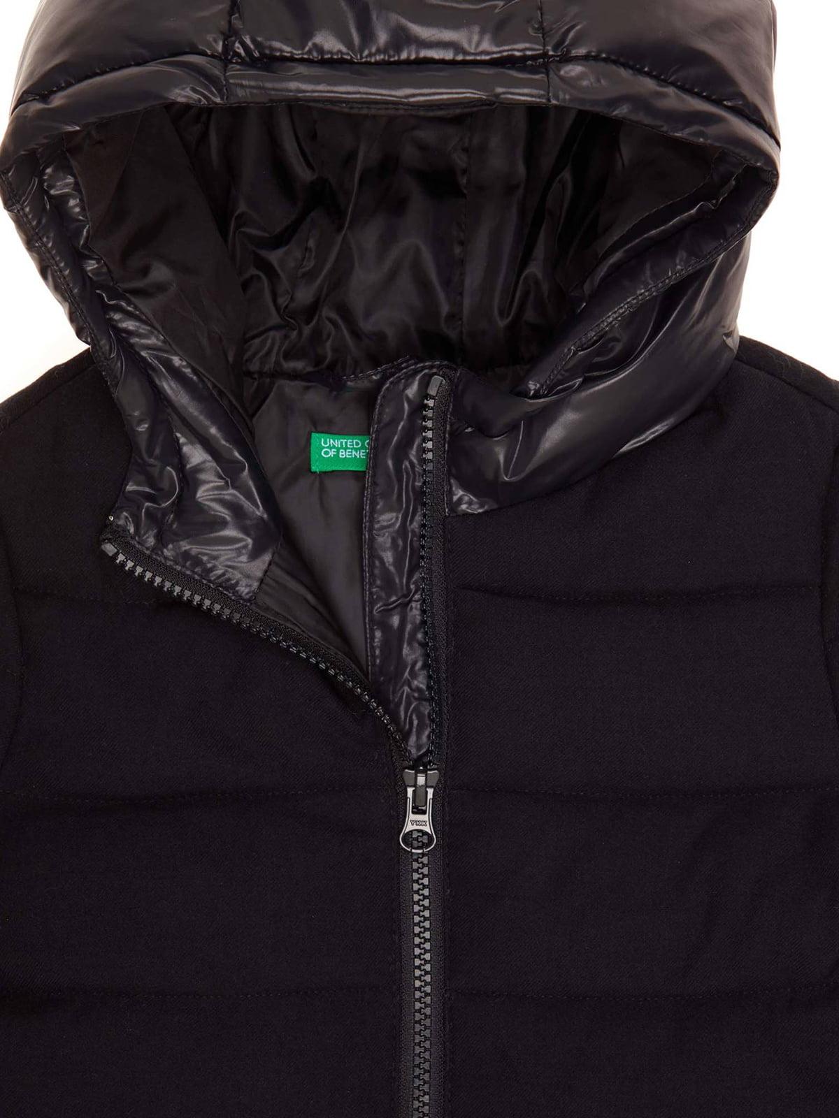 Пальто черное | 4715590 | фото 2