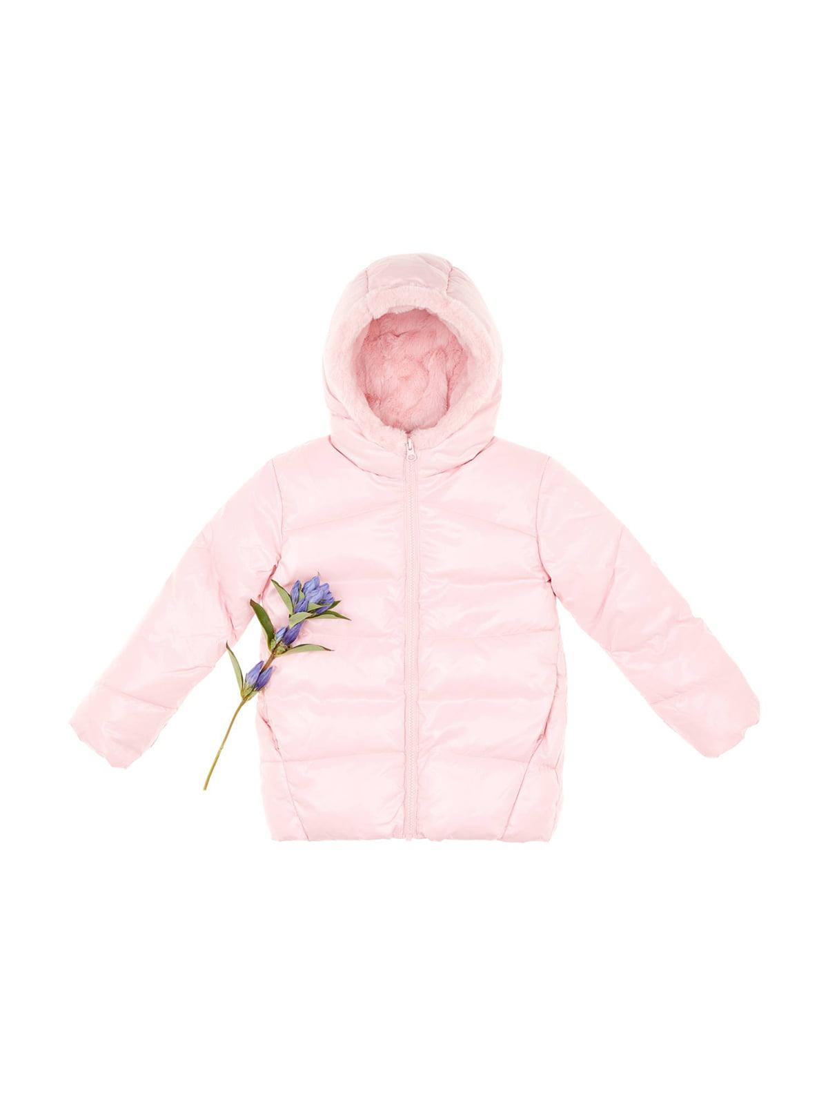 Куртка рожева | 4715595