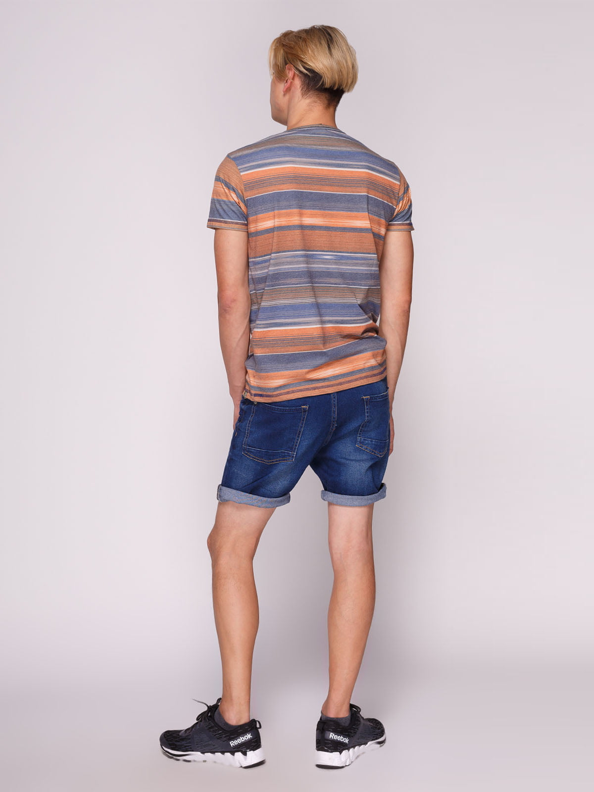 Шорти сині джинсові | 3009596 | фото 3