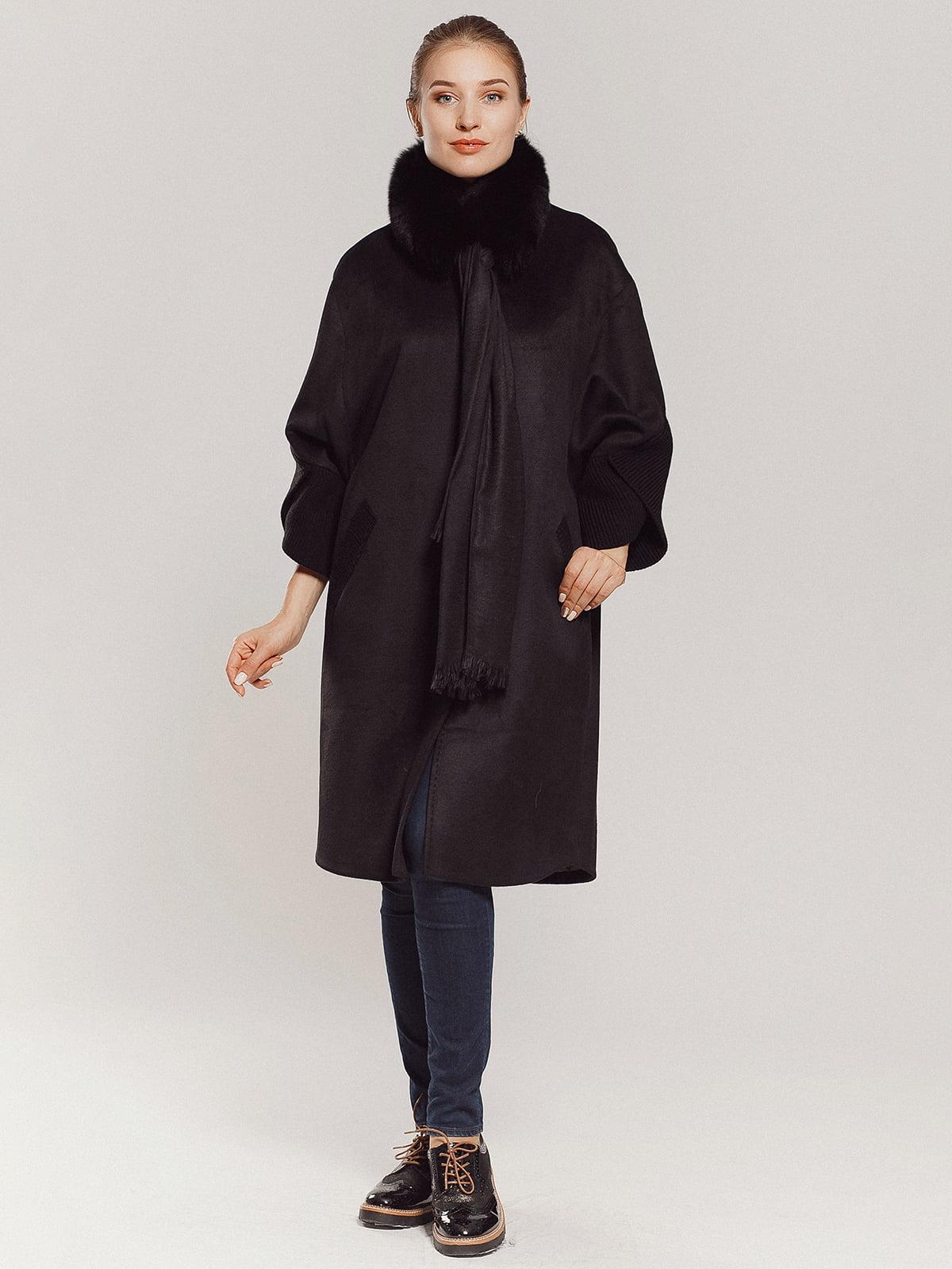 Пальто черное | 4739302
