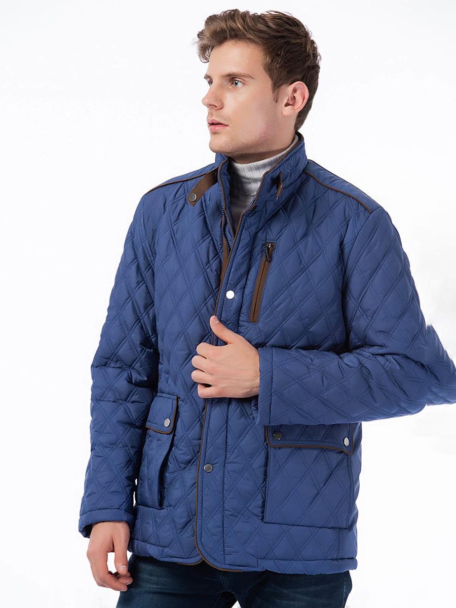 Куртка синяя | 2947038 | фото 6