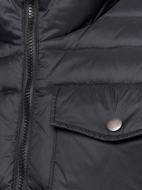 Куртка черная   4719833   фото 4