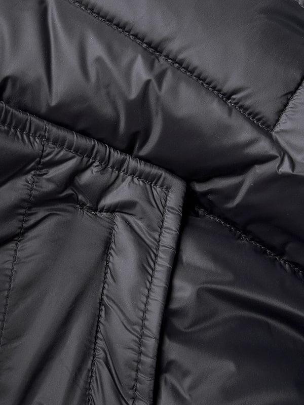 Куртка черная   4719833   фото 5