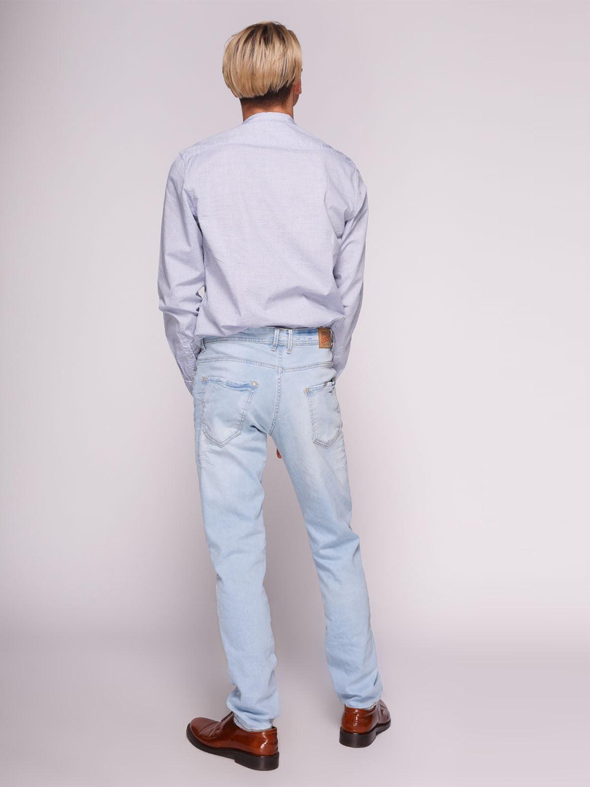 Джинси блакитні | 3009615 | фото 3