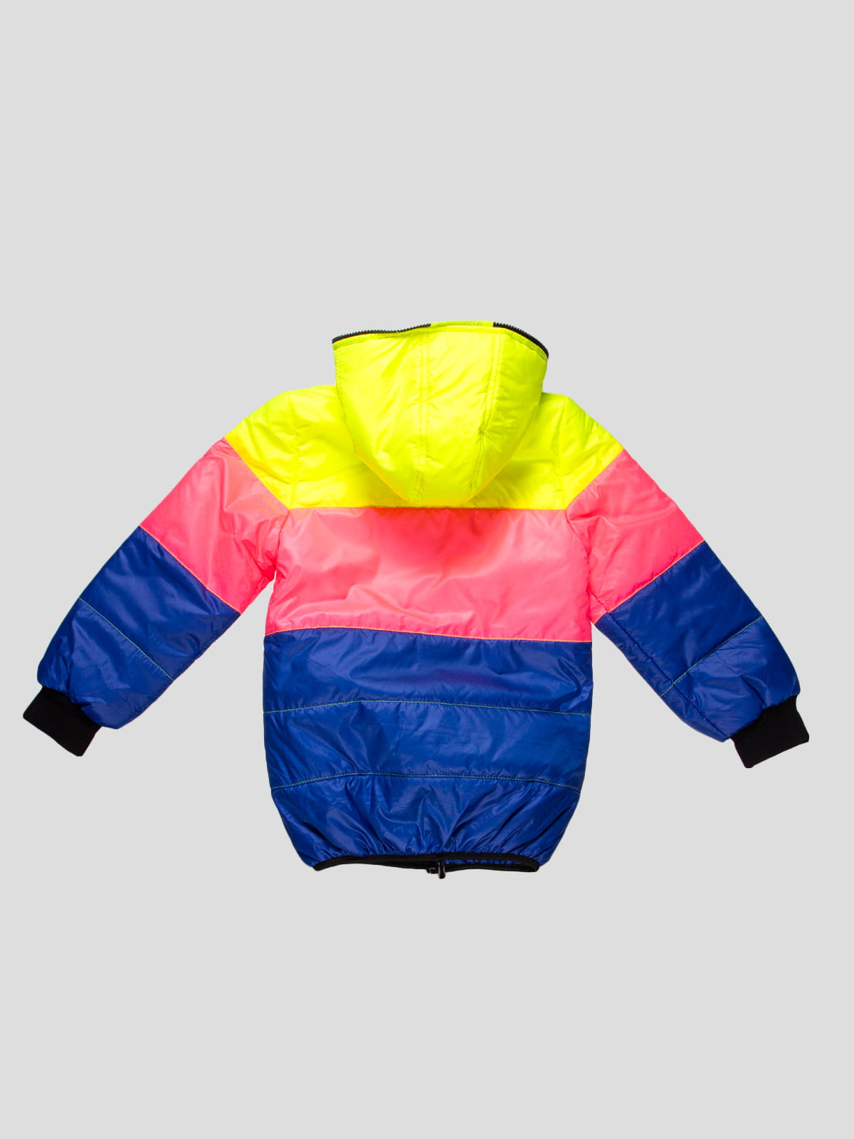 Куртка триколірна | 4707232 | фото 2