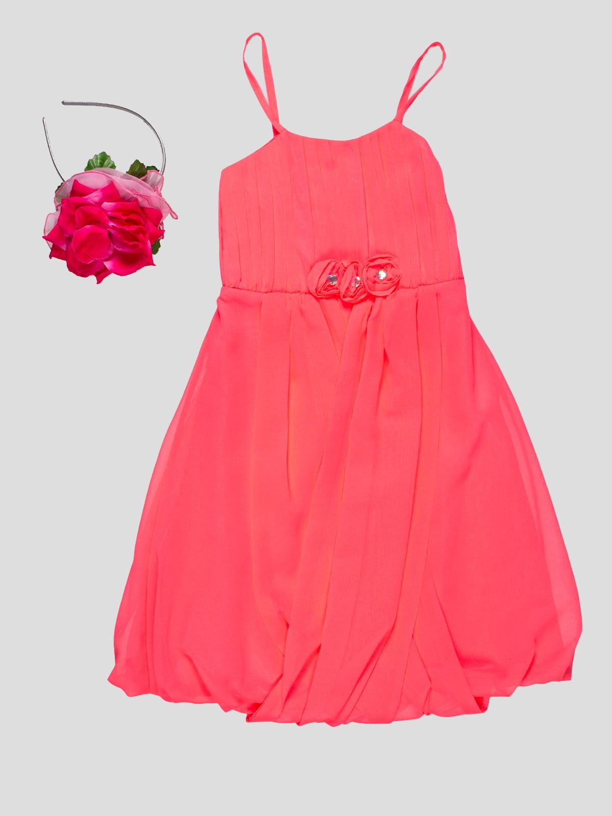Комплект: платье и обруч   4712387