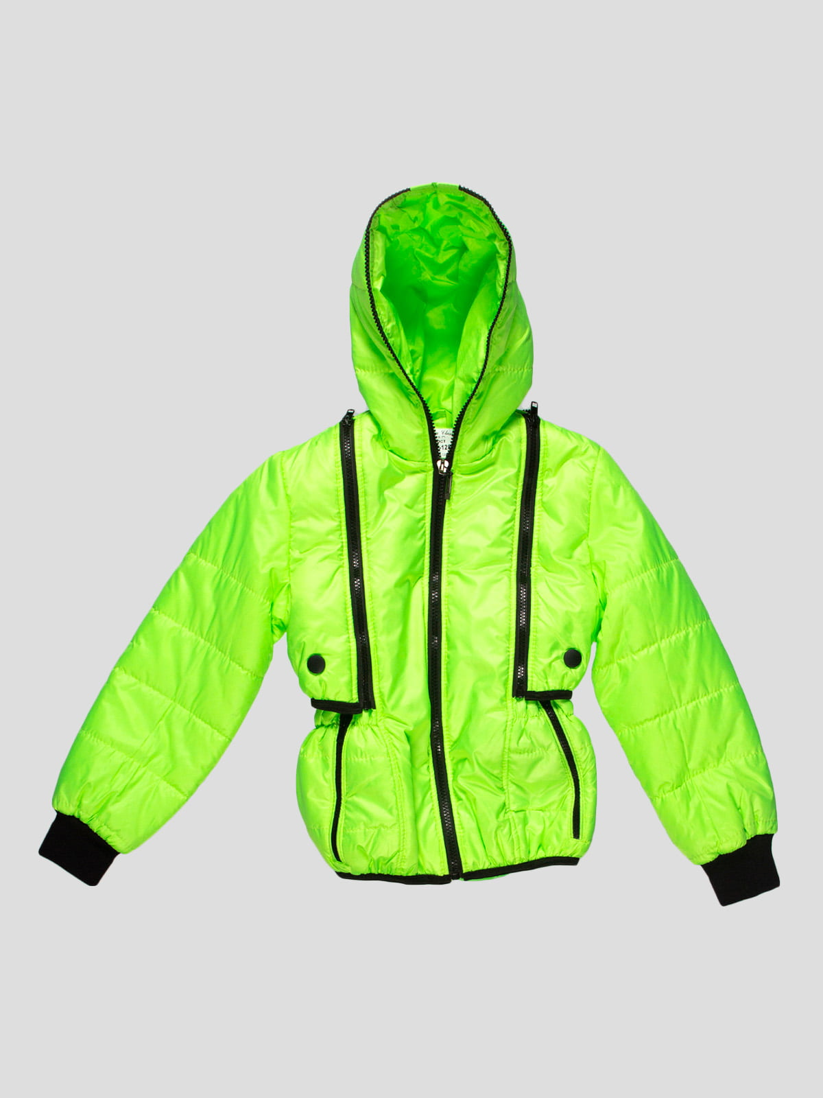 Куртка салатового цвета   4712389
