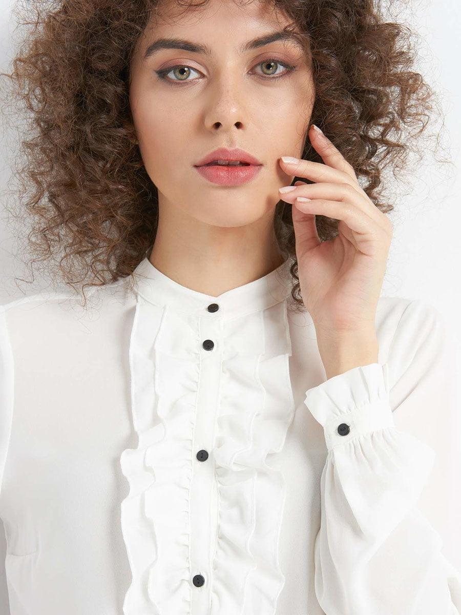 Блуза белая | 4730173