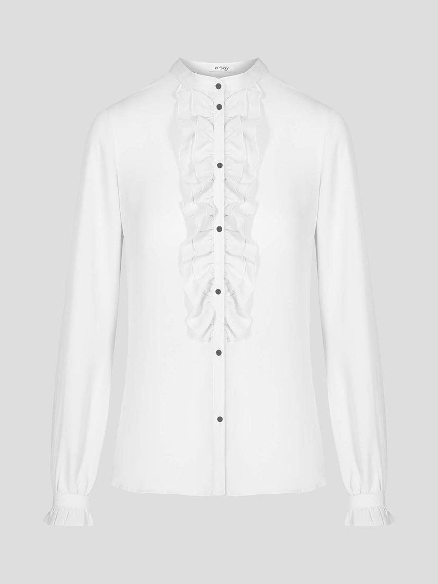 Блуза белая | 4730173 | фото 4