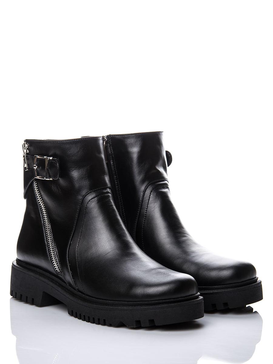 Ботинки черные   4661807   фото 6