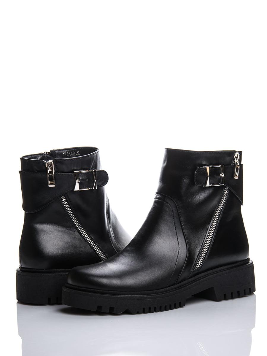 Ботинки черные   4661807   фото 7