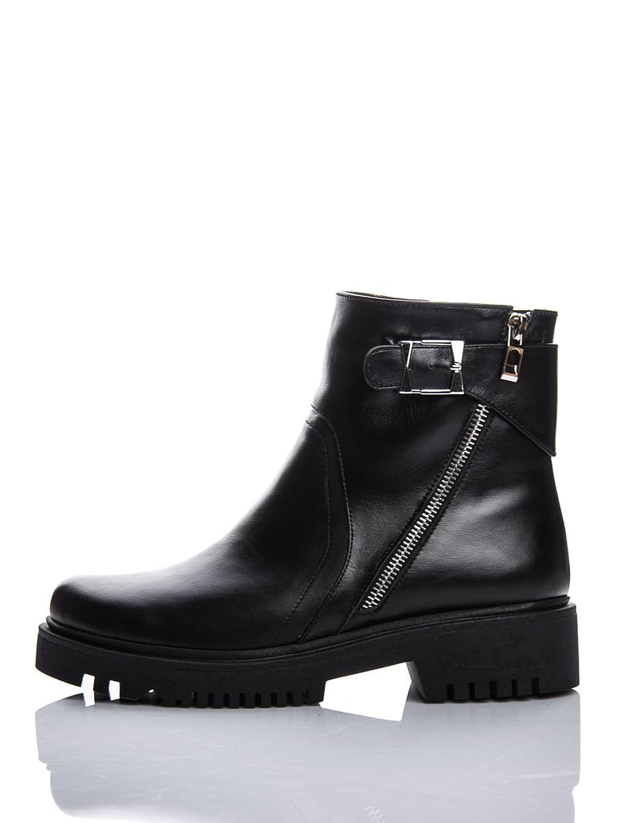Ботинки черные   4661807   фото 8
