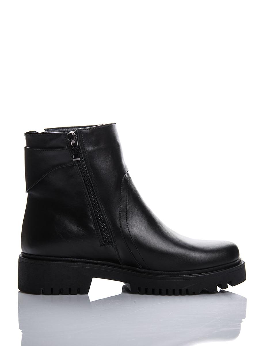 Ботинки черные   4661807   фото 9