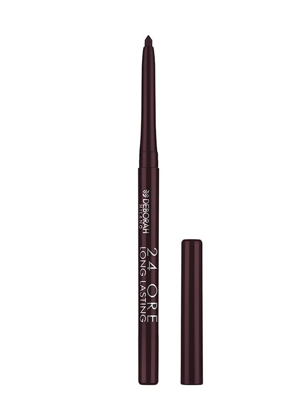 Косметичний олівець для губ стійкий 24Ore - №1 (0,4 г) | 4756227