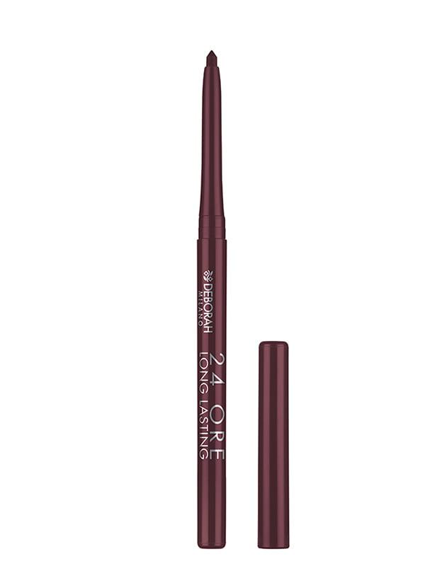 Косметичний олівець для губ стійкий 24Ore - №3 (0,4 г) | 4756229
