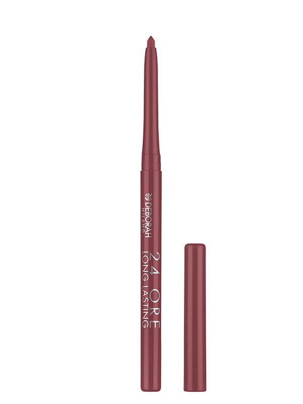 Косметичний олівець для губ стійкий 24Ore - №7 (0,4 г)   4756233