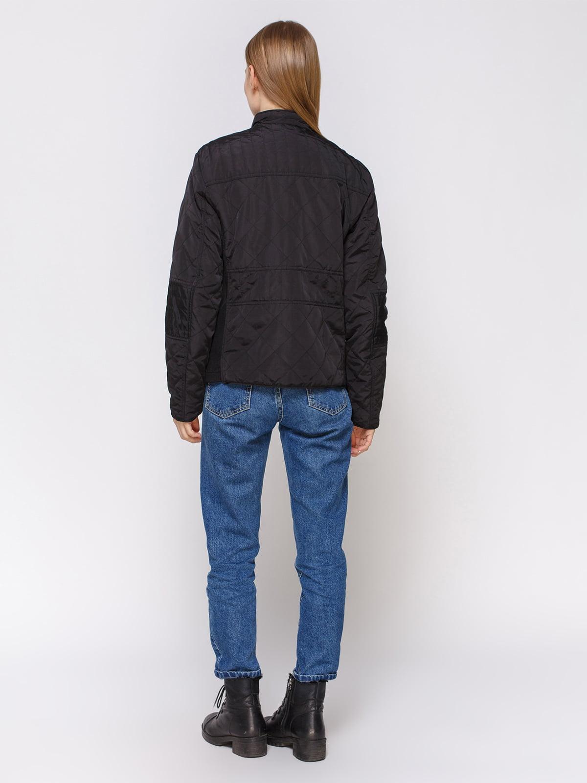 Куртка черная | 4560345 | фото 3