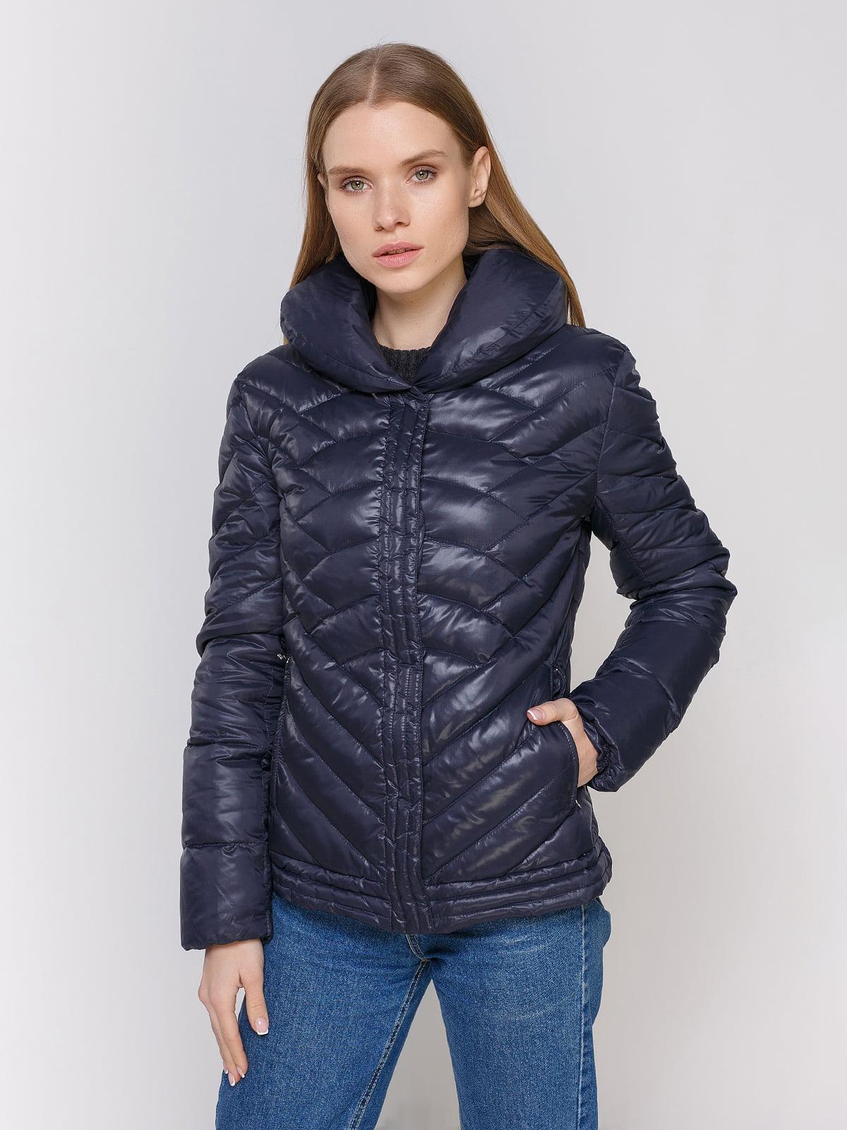 Куртка темно-синяя | 4652910