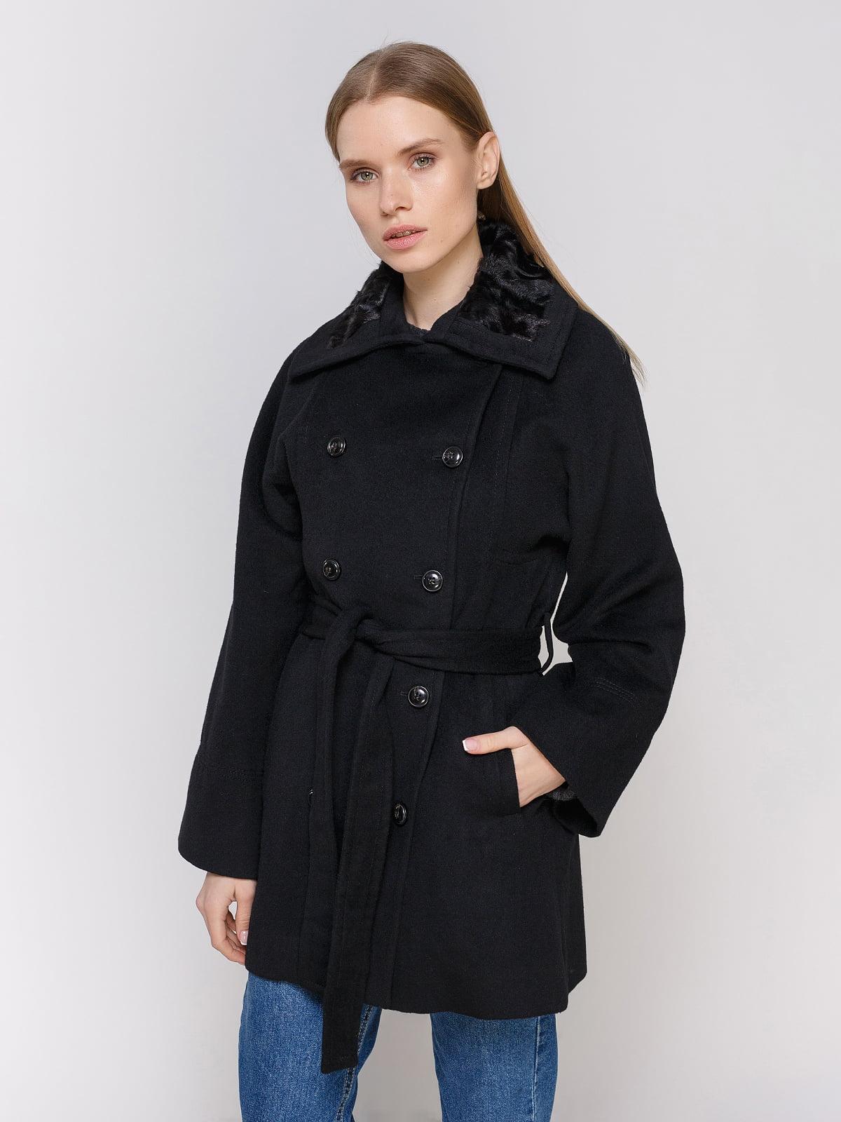 Пальто черное | 4653148