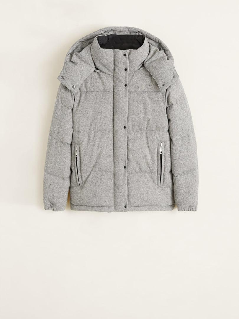 Куртка сіра | 4726342
