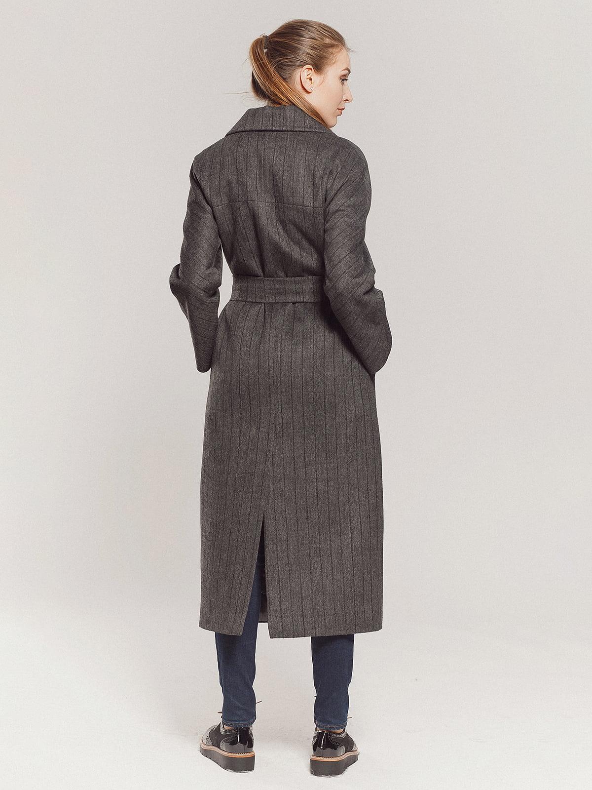 Пальто серое | 4739331 | фото 15