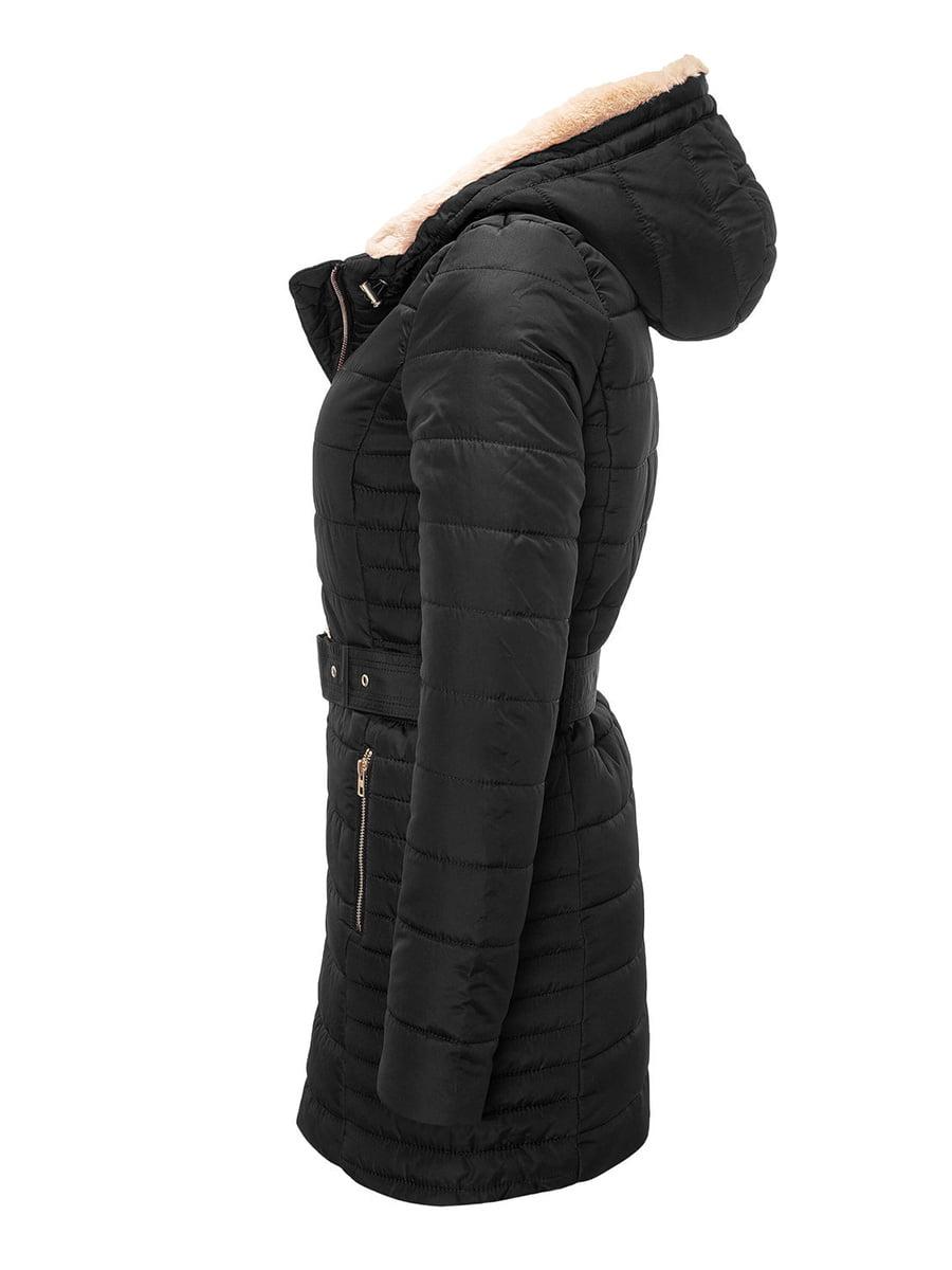 Пальто черное | 4759941 | фото 2