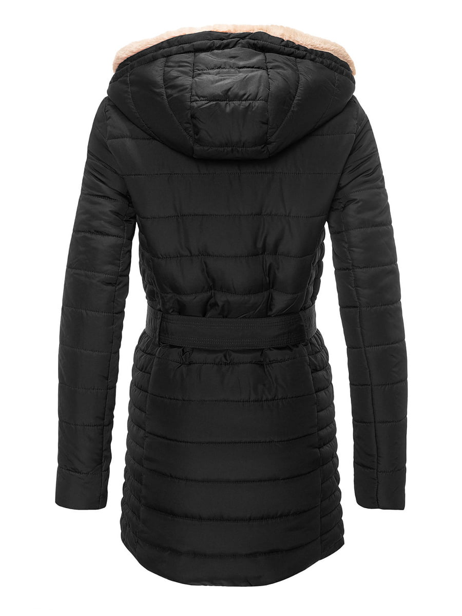 Пальто черное | 4759941 | фото 3