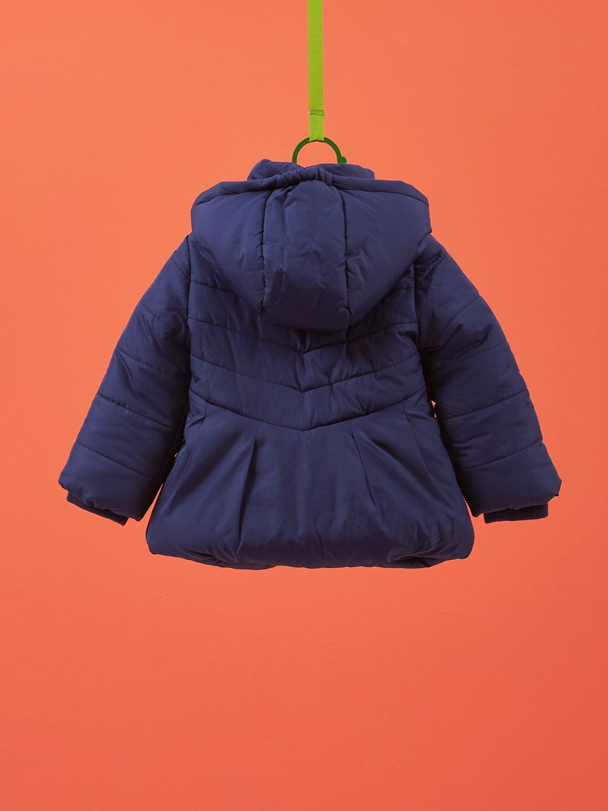 Куртка синяя   4661670   фото 2