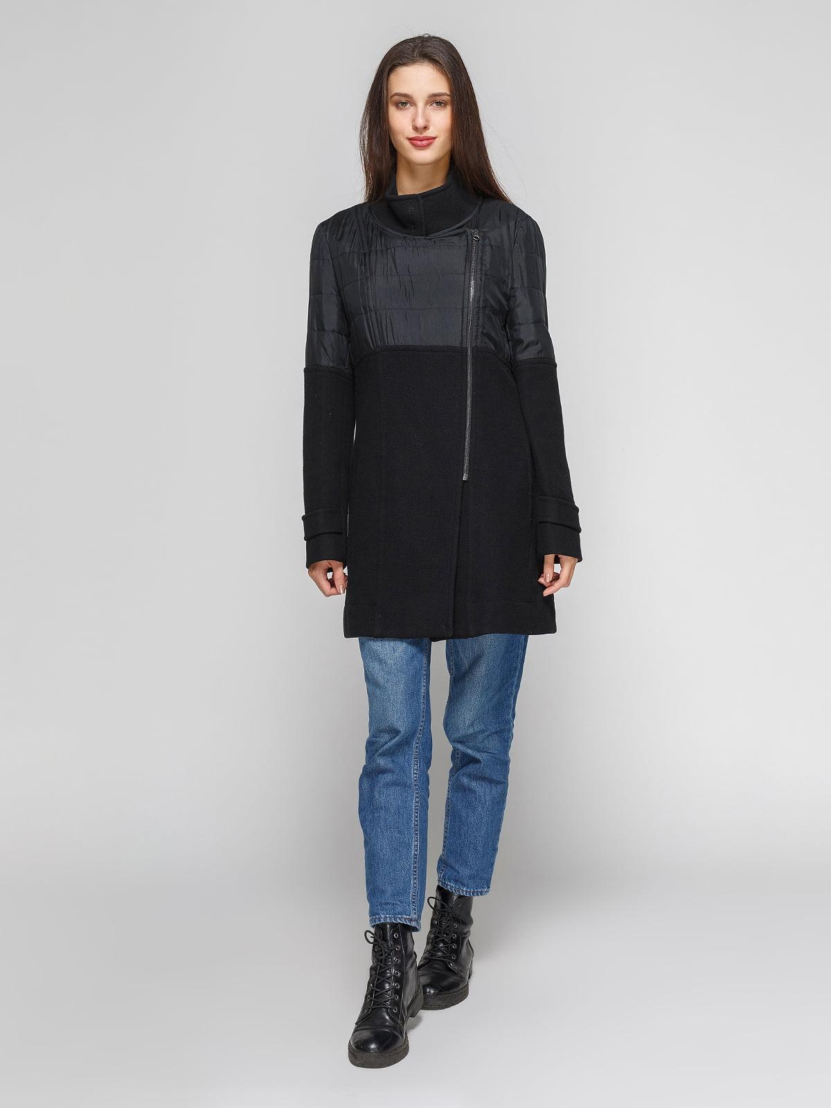 Пальто черное | 4653429 | фото 2