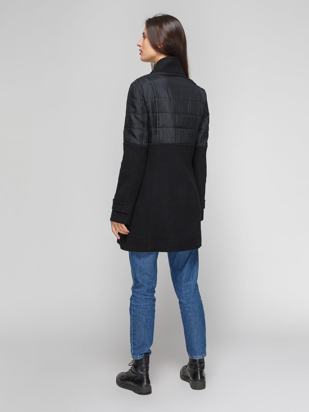 Пальто черное | 4653429 | фото 3
