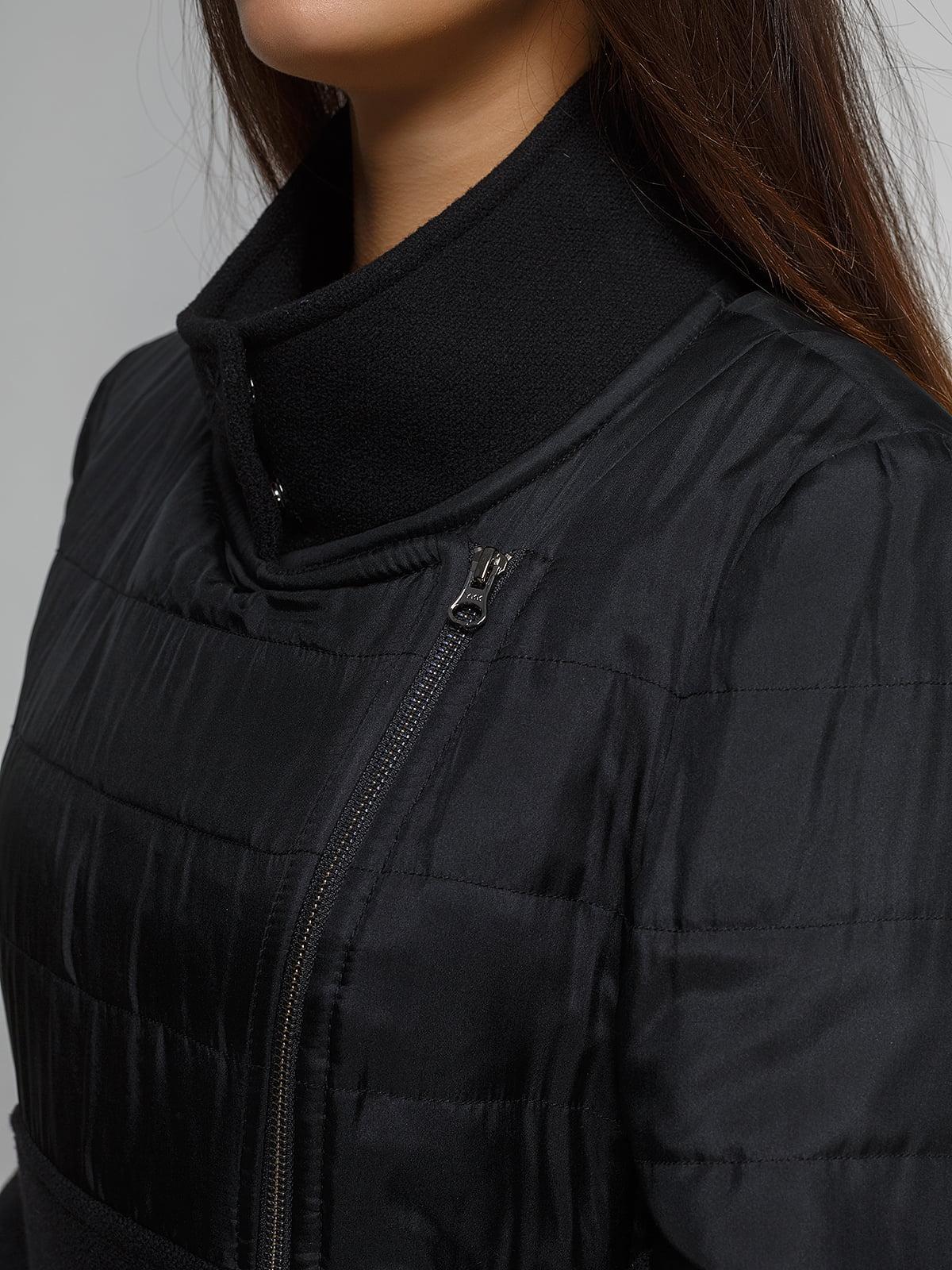Пальто черное | 4653429 | фото 4