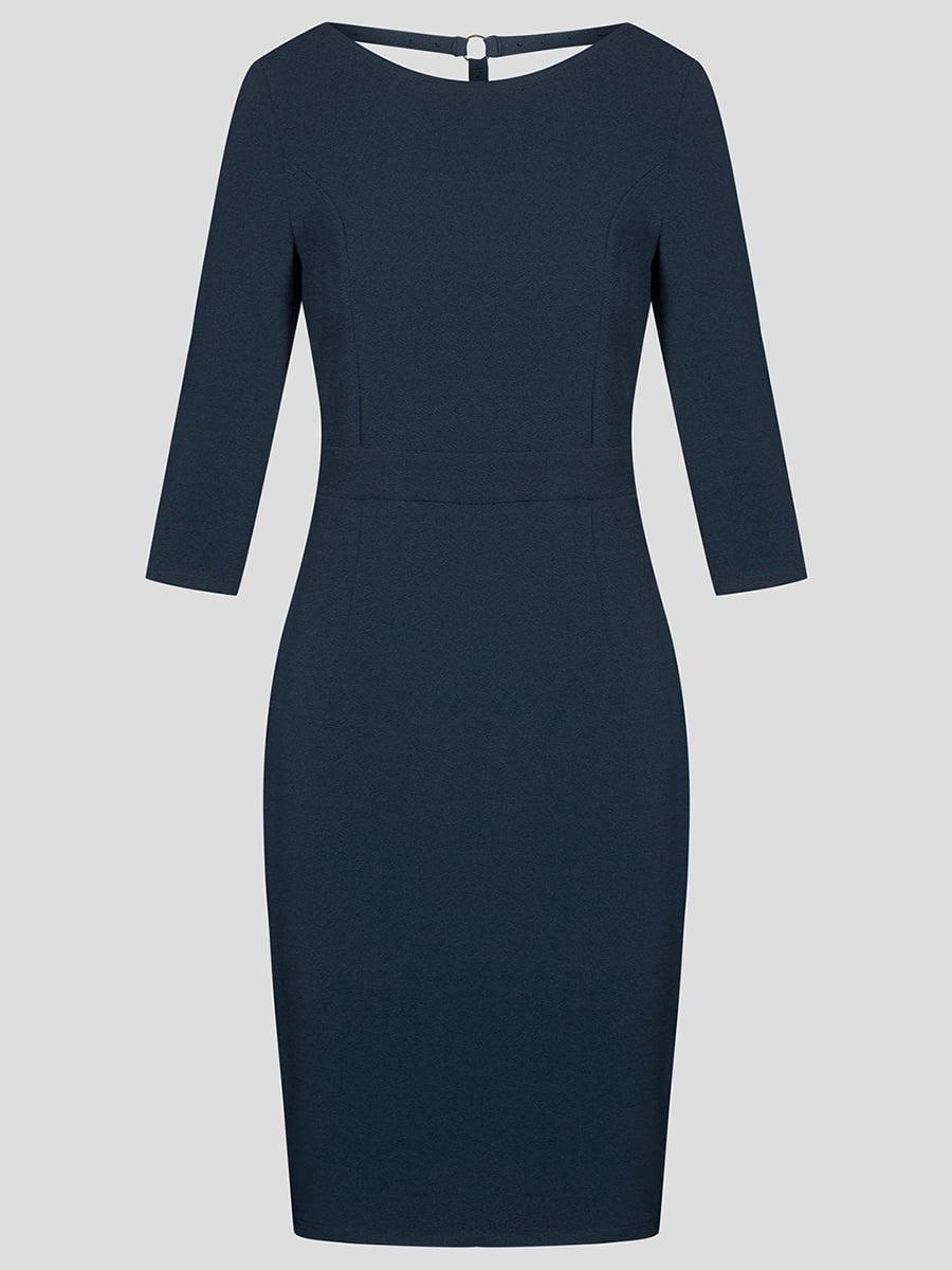Сукня темно-синя | 4739519