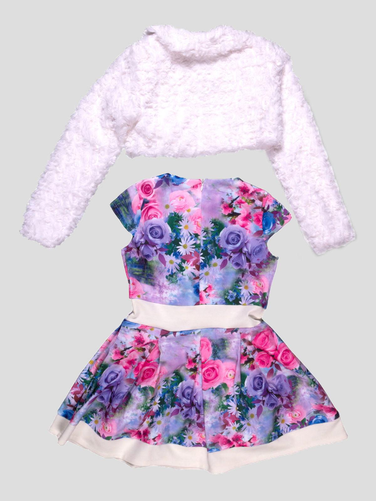 Комплект: сукня і болеро | 4740884 | фото 2