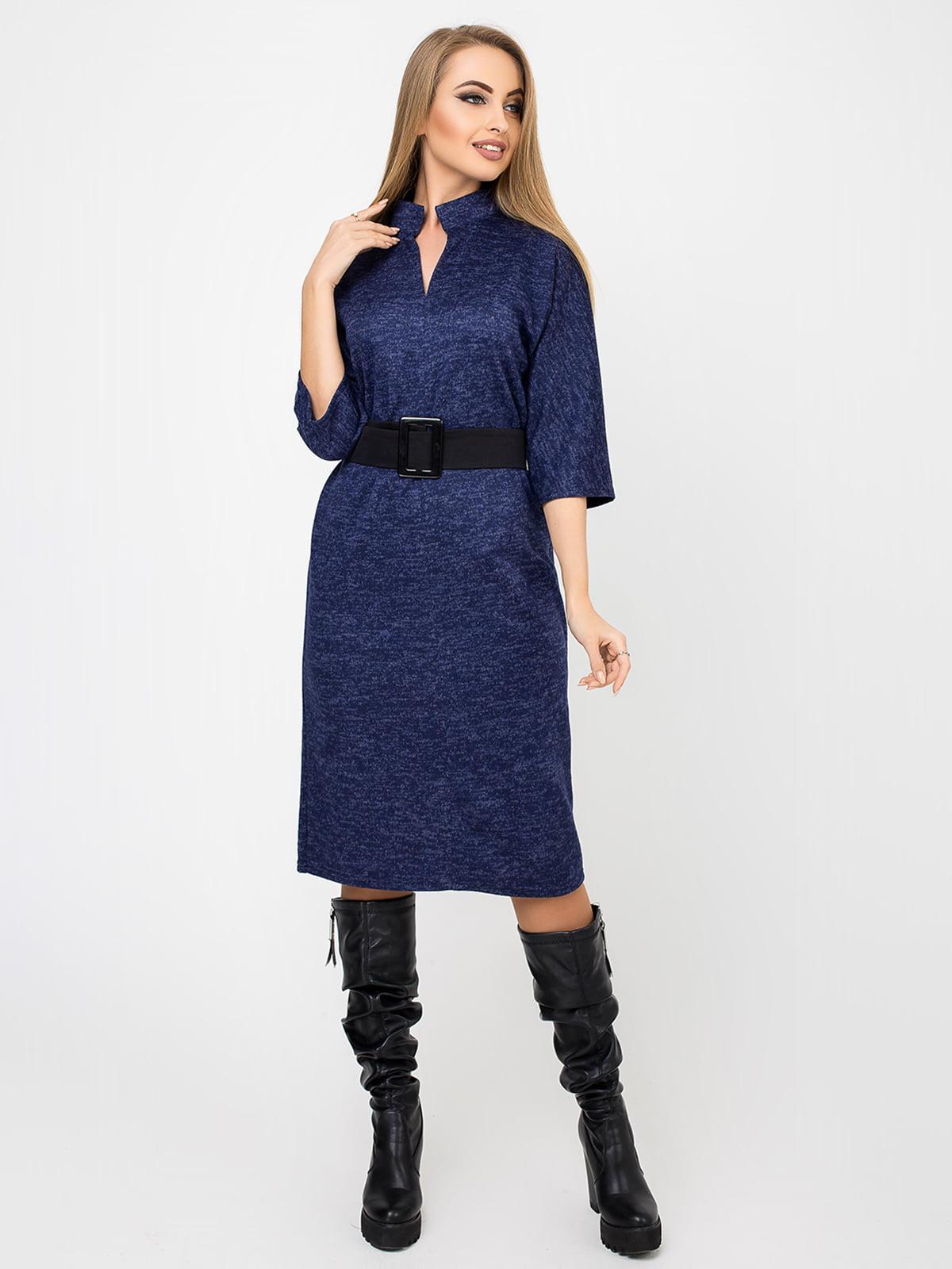 Сукня темно-синя | 4761849