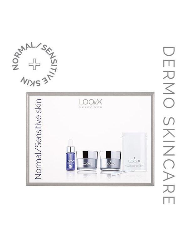 Комплекс для восстановления баланса и защиты кожи Try me set Normal -Sensitive skin | 4762100
