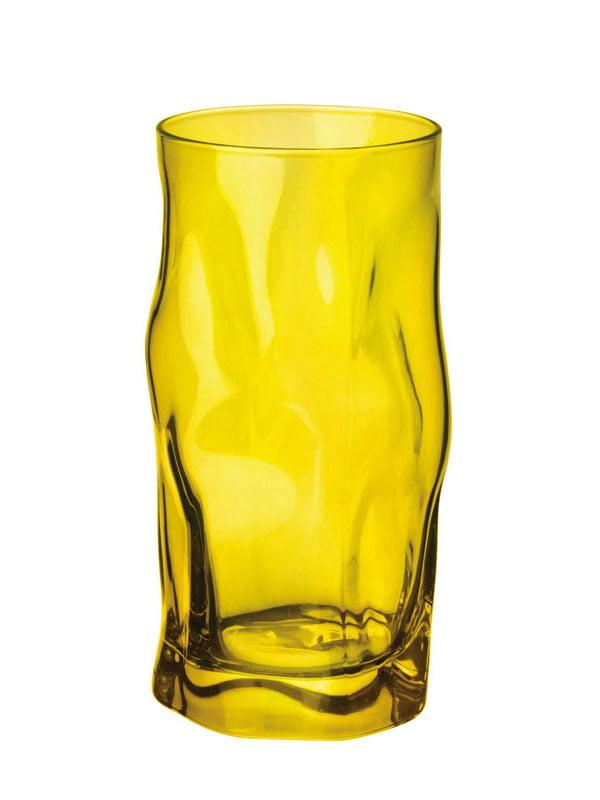 Склянка (460 мл) Sorgente Yellow   4762216