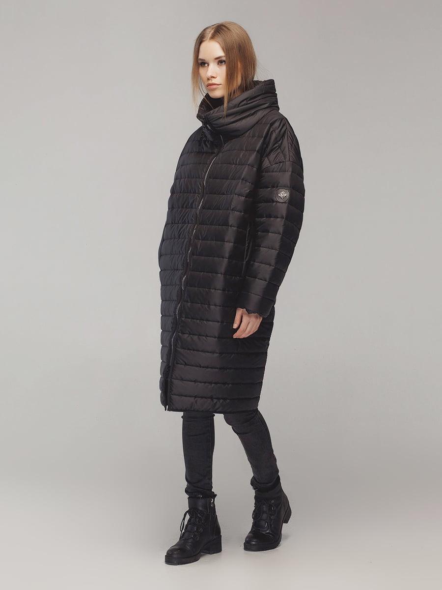 Пальто черное | 4721020