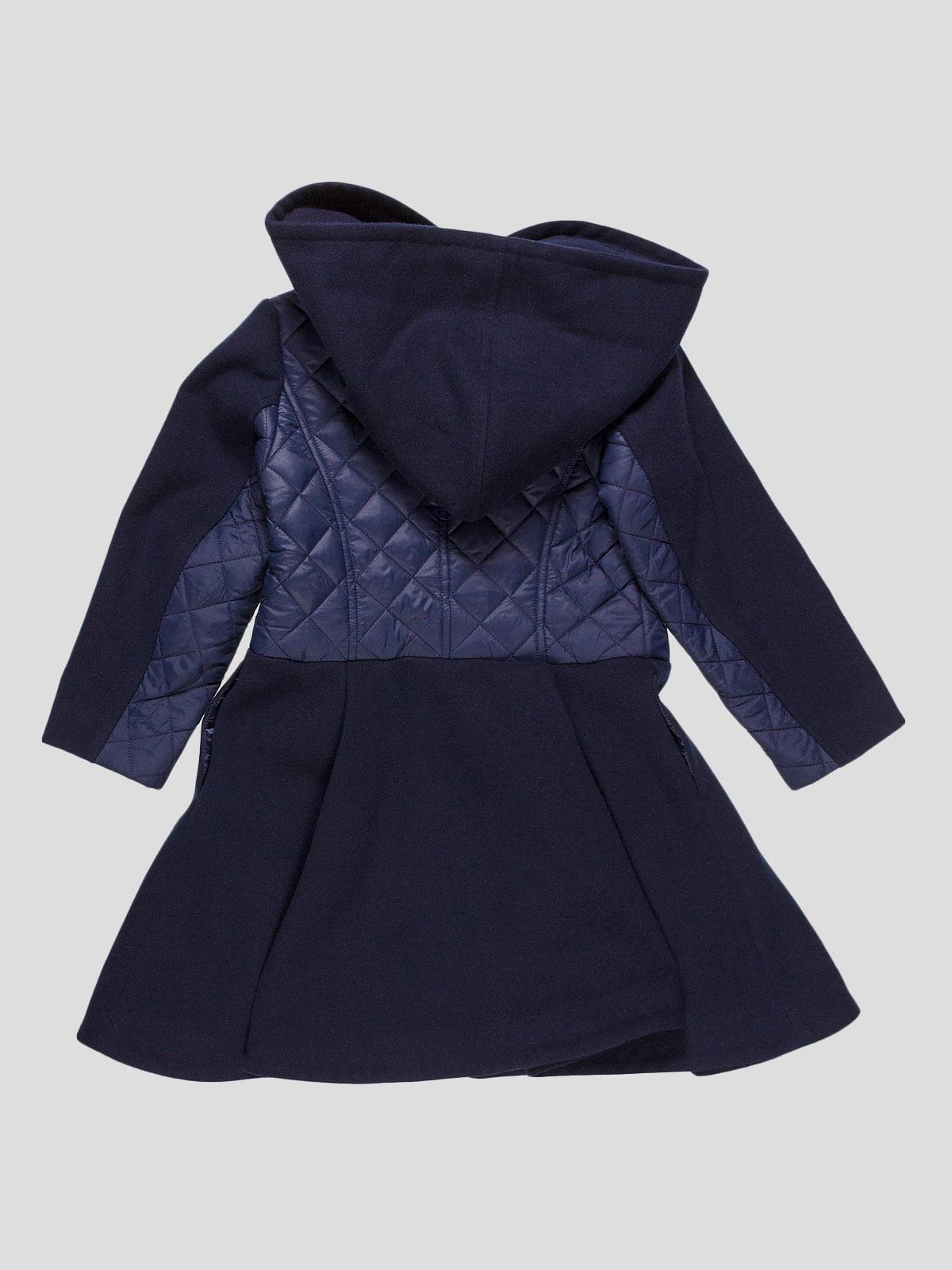 12a9018a Пальто синее — Piccolo, акция действует до 7 февраля 2019 года ...