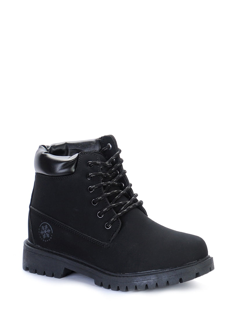 Ботинки черные | 4763143