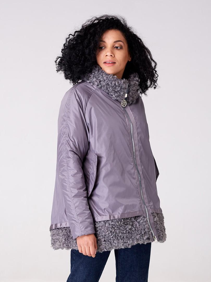 Куртка серая | 4705206
