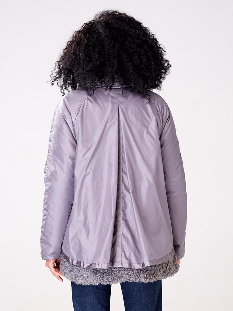 Куртка серая | 4705206 | фото 5