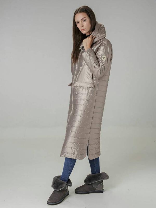 Пальто бежевое | 4763005