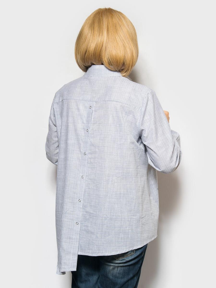 Сорочка в смужку | 4764053 | фото 2